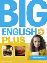 Посібник Big English Plus Level 6 Workbook