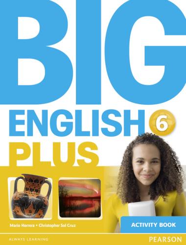 Робочий зошит Big English Plus Level 6 Workbook