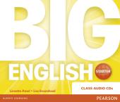 Big English Starter Class CD (аудіодиск) - фото обкладинки книги