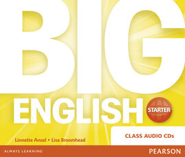 Big English Starter Class CD (аудіодиск) - фото книги