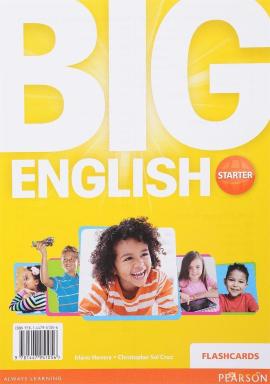 Big English Starter Flashcards (картки) - фото книги