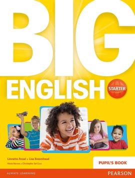 Big English Starter Students Book (підручник) - фото книги