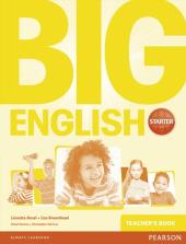 Big English Starter Teacher's Book (книга вчителя) - фото обкладинки книги
