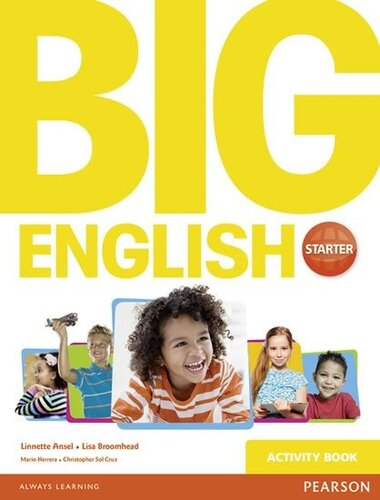 Робочий зошит Big English Starter Workbook