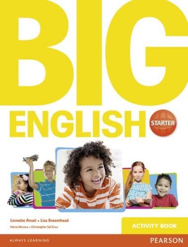 Робочий зошит Big English Starter Workbook