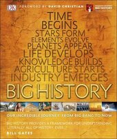 Big History : Our Incredible Journey, from Big Bang to Now - фото обкладинки книги