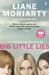 Big Little Lies - фото обкладинки книги