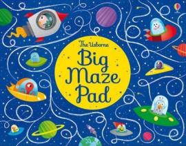 Книга Big Maze Pad