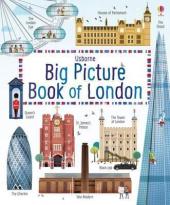 Big Picture Book of London - фото обкладинки книги