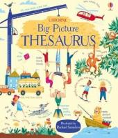 Big Picture Thesaurus - фото обкладинки книги