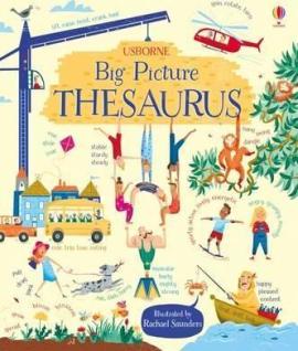 Big Picture Thesaurus - фото книги