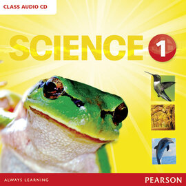 Big Science Level 1 Class Audio CD (аудіодиск) - фото книги