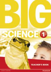 Big Science Level 1 Teacher's Book (книга вчителя) - фото обкладинки книги