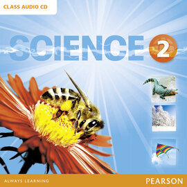 Big Science Level 2 Class Audio CD (аудіодиск) - фото книги