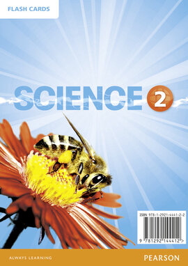 Big Science Level 2 Picture Cards (картки) - фото книги