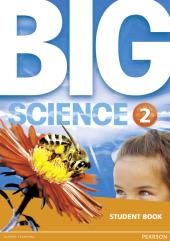 Big Science Level 2 Students Book (підручник) - фото обкладинки книги