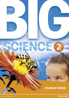 Big Science Level 2 Students Book (підручник) - фото книги