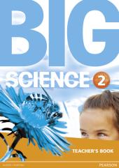 Big Science Level 2 Teacher's Book (книга вчителя) - фото обкладинки книги