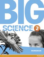Big Science Level 2 Workbook (робочий зошит) - фото обкладинки книги