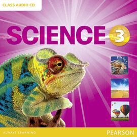 Big Science Level 3 Class Audio CD (1) adv (аудіодиск) - фото книги