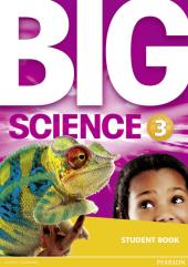 Big Science Level 3 Students Book (підручник) - фото обкладинки книги