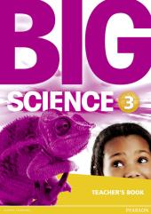Big Science Level 3 Teacher's Book (книга вчителя) - фото обкладинки книги