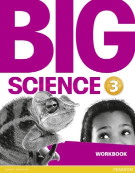 Big Science Level 3 Workbook (робочий зошит) - фото книги
