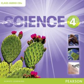 Big Science Level 4 Class Audio CD (аудіодиск) - фото книги