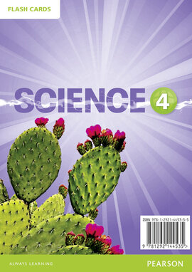 Big Science Level 4 Picture Cards (картки) - фото книги