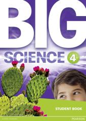 Big Science Level 4 Students Book (підручник) - фото обкладинки книги