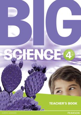 Big Science Level 4 Teacher's Book (книга вчителя) - фото книги