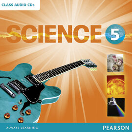 Big Science Level 5 Class Audio CD (3) adv (аудіодиск) - фото книги