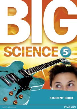Big Science Level 5 Students Book (підручник) - фото книги