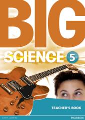 Big Science Level 5 Teacher's Book (книга вчителя) - фото обкладинки книги