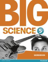 Big Science Level 5 Workbook (робочий зошит) - фото обкладинки книги