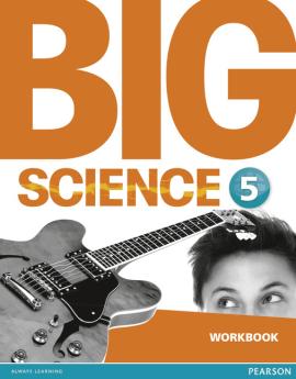 Big Science Level 5 Workbook (робочий зошит) - фото книги