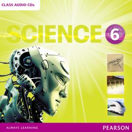 Big Science Level 6 Class Audio CD (3) adv (аудіодиск) - фото книги
