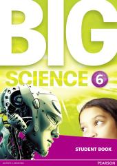 Big Science Level 6 Students Book (підручник) - фото обкладинки книги