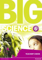 Big Science Level 6 Teacher's Book (книга вчителя) - фото обкладинки книги