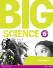 Big Science Level 6 Workbook (робочий зошит) - фото обкладинки книги