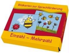 Bildkarten. Einzahl - Mehrzahl - фото книги