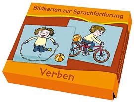 Bildkarten. Verben - фото книги