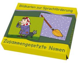 Bildkarten. Zusammengesetzte Nomen - фото книги