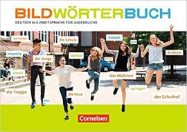 Bildwrterbuch Deutsch als Zweitsprache fr Jugendliche (словник в малюнках) - фото книги