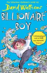 Billionaire Boy - фото обкладинки книги