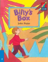 Аудіодиск Billy's Box Level 2 ELT Edition