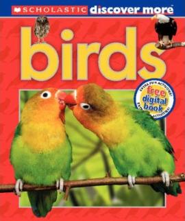 Birds - фото книги