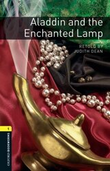 BKWM 3rd Edition 1: Aladdin and the Enchanted Lamp - фото обкладинки книги