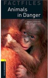 BKWM 3rd Edition 1: Animals in Danger Factfile - фото обкладинки книги