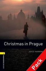 BKWM 3rd Edition 1: Christmas in Prague with Audio CD (книга та аудiодиск) - фото обкладинки книги
